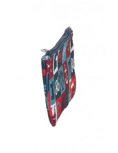 Paraguas mujer 61 cm 8 Varillas automático  Colores solidos microfibra  26102